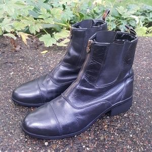 Ariate | Leather Boots